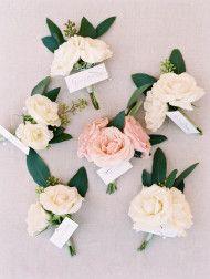 A Summer Wedding Awash in Lavender + Blush - Style Me Pretty