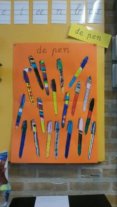 VLL - de pen Spelling, Teacher, Letters, Writing, Reading, Carnival, Word Reading, Letter