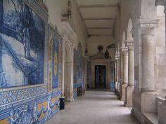 Jorge Colaço | Coimbra | Palácio da Justiça de / Palace of Justice of Coimbra | 1933-1935 #Azulejo #Coimbra #JorgeColaço