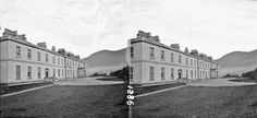Hotel, possibly the Annesley Arms, Co. Down