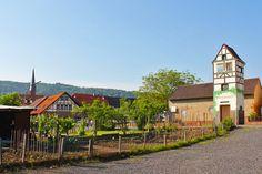 Art-EFX-Trafostation in Weinregion Oberfranken, #artefx, #murals, #muralpainting, #streetart, #graffitiauftrag, #substation, #illusionsmalerei, #großheubach, #oberfranken