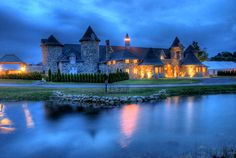 Castle Farms, Charlevoix, MI. HB, have you seen this place?  It might be too far north though.