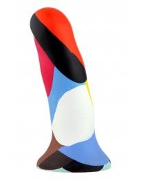 Salaam #dildo by Babes n Horny. Carnivalesque free spirit. Full Length: 15 cms.