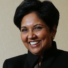 Indra Nooyi, Chief Executive Officer of Pepsi, one of the most American brands, was born in India. Not only a powerful ceiling breaker for women, but for immigrants.