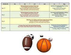 PHYSICAL EDUCATION YEAR PLAN TEMPLATE - TeachersPayTeachers.com