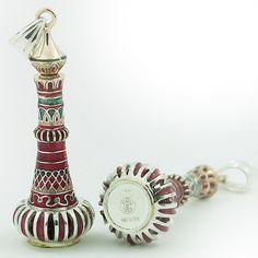 ༺•GIAB•༻ :: Genie Bottle Charm Pendant