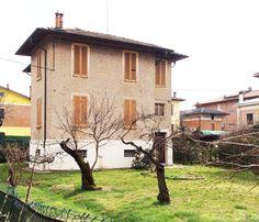 Villa d'epoca in vendita a Modena. #modena #mazzicase #immobili #case #villa