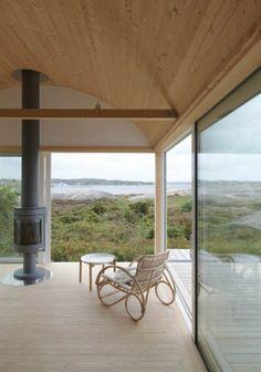 Casa de verano en Suecia
