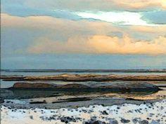 'Am baltischen Meer' von Dirk h. Wendt bei artflakes.com als Poster oder Kunstdruck $18.03