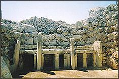 The oldest buildings in Europe are found in Malta - older than the Pyramids of Egypt. The occupation and settlement of Malta by modern humans began approximately 7,000 years ago,