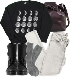 Derek Hale Inspired Outfit