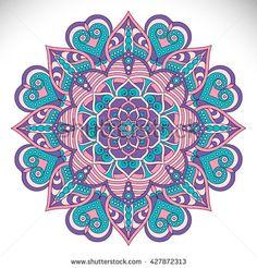 Mandala, Vector Mandala, floral mandala, flower mandala, oriental mandala, coloring mandala