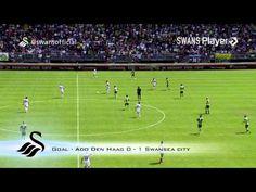 Swansea City Video:Ado Den Haag v Swansea City HD
