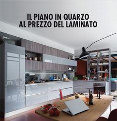 PROMOZIONE PIANO AL QUARZO AL PREZZO DEL LAMINATO