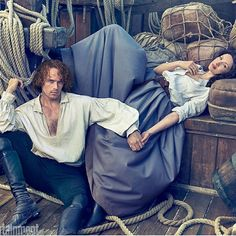 Omg New pics of @samheughan and @caitrionabalfe as #jamie and #claire in Season 3  Love it❤️ I am so excited!! #outlander #outlanderseason3 #season3 #soexcited #cantwait #jamiefraser #jamie #clairefraser #claire #dianagabaldon #1721#1743