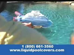 Commercial: Ecosavr, the original liquid solar pool cover - save energy, water & heat in your swimming pool! Solar Pool Cover, Water Heating, Save Water, Save Energy, How To Find Out, Swimming Pools, Commercial, The Originals, Gallery