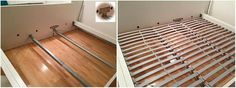 diy familienbett mit eve matratze einfach selber gebaut. Black Bedroom Furniture Sets. Home Design Ideas