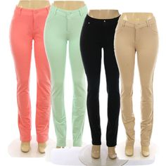 Love these colorful ankle pants! They are priced at $32.00!! Get them at https://www.facebook.com/appealingcurves