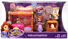 Disney Sofia the First Bedroom Set Sofia & Royal Bed