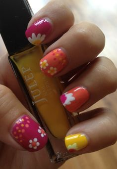 julep it girl nail art