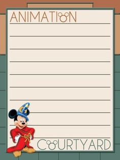 Journal Card - The Astounding Donaldo - lines - 3x4 photo by pixiesprite