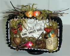 Her Creative Spirit: Altered Tin Tutorial and Friday Challenge