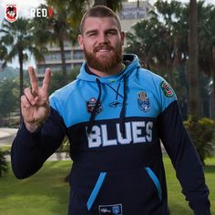 Josh Dugan of the NSW Blues