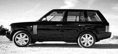 Range Rover - White with tan leather... please...