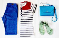 Nautical - 70s Fashion - Read more on the blog