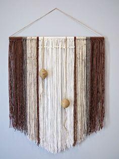 Flipping the Flip: Let's Make....Yarn Art, a DIY!