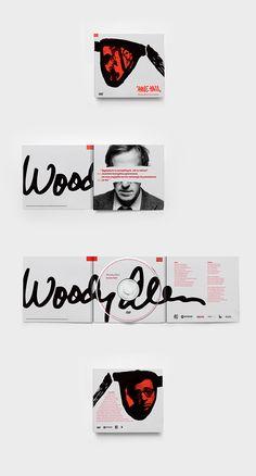 Woody Allen DVD cover