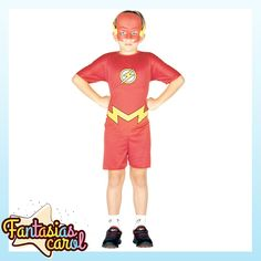 Promoção na FantasiasCarol!  Fantasia Flash Infantil Completa C/ Máscara Curta Sulamericana por apenas...  Confira -> https://www.fantasiascarol.com.br/prod,idloja,25984,idproduto,4656435,fantasia-infantil-super-herois-fantasia-flash-infantil-completa-c--mascara-curta-sulamericana