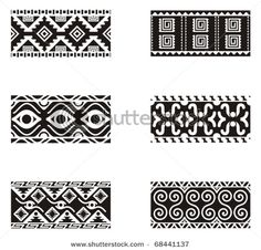 mexican ornamental designs - can be transitioned to loom beadwork patterns      #heartbeadwork #loombeading