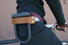 Ulock Holster | Mission Bicycle
