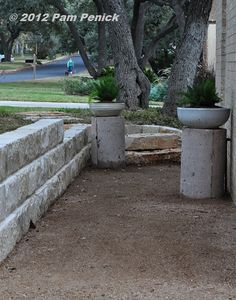 New retaining wall eliminates hard-to-mow slope | Digging