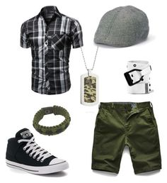 """mind"" by darrick-howard-ii on Polyvore featuring G-Star Raw, Converse, Oakley, Urban Pipeline, NOVICA, Belk & Co., men's fashion and menswear"