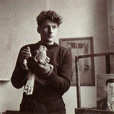 Lucian Freud.  Lucian Michael Freud (Berlim, 8 de dezembro de 1922 - Londres, 20 de julho de 2011) foi um pintor nascido na Alemanha e naturalizado britânico em 1939.