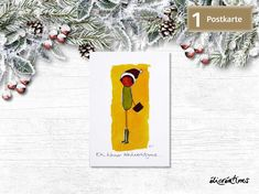 Funny Character, Illustration, Poster, Characters, Etsy Shop, Postcards, Yellow, Figurine, Funny