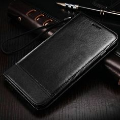 For  Samsung Galaxy Note 5 Case Luxury Noble Leather Wallet Card Holder Flip Stand Case Cover For Galaxy Note 5