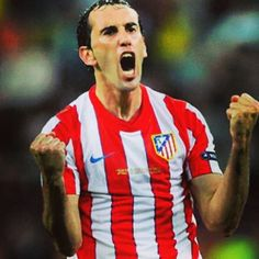 #championsleague GOAL ⚽️ Of Godin Atletico 1-0 Real #realmadrid #atleticomadrid #godin #casillas
