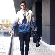 Stay stylish and fresh with your looks!#lifeisfun #urbanwear #streetwear #bittersweetparis