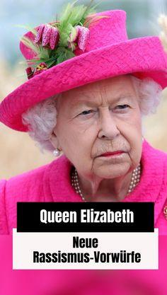 Queen Elizabeth muss sich mit neuen Rassismus-Vorwürfen stellen. Wurden ethnische Minderheiten bei der Jobvergabe in Palast benachteiligt? Die Queen, Prinz William, Oprah Winfrey, Commonwealth, Queen Elizabeth, Adele, Jackson, Interview, Crochet Hats