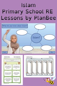 Teach your class all about Islam with these RE lesson planning packs with activities and information all about Muslim teachings, beliefs, holy books and places of worship. Religious Education Islam lessons for and Religious Studies, Religious Education, Teaching Kids, Teaching Resources, Muslim Faith, Slideshow Presentation, Primary School, Islam, Printable
