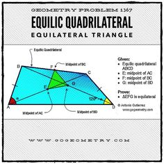 58 best geometry problems images on pinterest geometry problems etching and typography of geometry problem 1367 equilic quadrilateral 120 degrees ipad apps fandeluxe Images