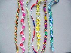 How To Make Friendship Bracelets – Diy Bracelets İdeas. Diy Bracelets With String, Thread Bracelets, Bracelets Crafts, Hemp Bracelets, Friendship Bracelet Patterns, Friendship Bracelets, Diy Jewelry, Jewelry Making, Homemade Bracelets