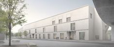 Caruso St John Architects . New Museum of Natural History . Basel (0)