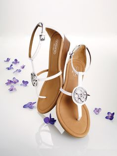 Mother's Day Gifts: Coach sandal BUY NOW!
