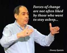 forces of change donny epstein quote