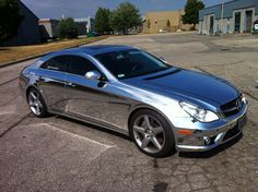 Chrome wrap by JD graphics