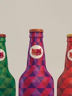 Le Chat – um cervejeiro francês que gosta de pensar fora da caixa.